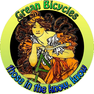 Grean Bicycles Logo