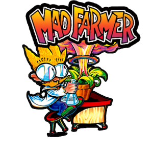 Mad Farmer logo