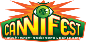 Cannifest logo with Tagline